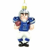 Item # 421077 - Blown Glass Dallas Cowboys Player Christmas Ornament