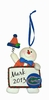 Item # 421122 - University of Florida Gators Personalizable Snowman Christmas Ornament