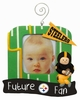 Item # 421137 - Pittsburgh Steelers Photo Frame Christmas Ornament