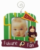 Item # 421138 - Washington Redskins Photo Frame Christmas Ornament
