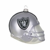 Item # 421185 - Oakland Raiders Helmet Christmas Ornament