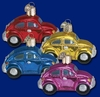 Item # 425097 - Blown Glass Buggy Ornament