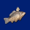 Item # 425313 - Blown Glass Carp Ornament