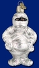 Item # 425515 - Blown Glass Mummy Ornament
