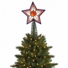Item # 432256 - Clemson University Tigers Christmas Tree Topper