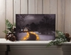 Item # 455247 - Lighted Luminary Canvas Wall Hanging
