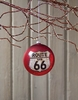 Item # 455434 - U.S. Route 66 Ornament