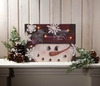 Item # 455487 - Lighted Winter Time Canvas Print