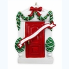 Item # 459021 - Red Door Ornament