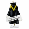 Item # 459034 - Personalizable Graduate Gown Christmas Ornament