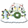 Item # 459064 - Penguin/Igloo Family Of 2 Christmas Ornament
