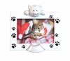 Item # 459076 - Cat Photo Frame Christmas Ornament