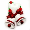 Item # 459093 - Wedding Bells Christmas Ornament