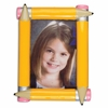 Item # 459129 - Pencil Photo Frame Christmas Ornament