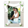 Item # 459130 - Wedding Photo Frame Christmas Ornament
