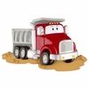 Item # 459138 - Dump Truck Ornament