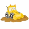 Item # 459139 - Bulldozer Christmas Ornament