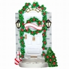 Item # 459176 - Door With Steps Christmas Ornament