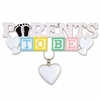 Item # 459238 - Parents To Be Ornament