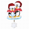 Item # 459240 - We're Expecting Penguins Ornament