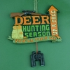 Item # 483016 - Deer Hunter Up Ornament