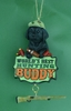 Item # 483079 - Dog Buddy/Gun Christmas Ornament