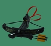 Item # 483180 - Crossbow Christmas Ornament