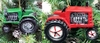 """Item # 483237 - 2.5"""" Tractor Christmas Ornament"""