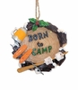 Item # 483274 - Born To Camp Ornament