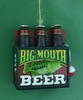 Item # 483561 - Big Mouth Beer Christmas Ornament