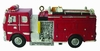 "Item # 483574 - 4"" Fire Engine Ornament"