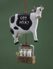 Item # 483631 - Got Milk Ornament