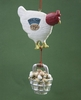 Item # 483635 - Chicken/Egg Ornament