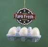 Item # 483636 - Farm Fresh Eggs Ornament