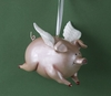 Item # 483645 - Flying Pig Ornament