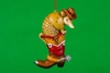 Item # 483682 - Armadillo In Boot Christmas Ornament
