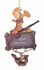 "Item # 483699 - 6.3"" Resin Deer Hunting Christmas Ornament"