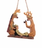 Item # 483733 - Deer Hunter/Photographer Ornament