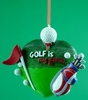 Item # 483747 - Golf Is My Game Christmas Ornament