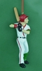 Item # 483748 - Boy Baseball Christmas Ornament