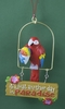 Item # 483778 - Parrot On Perch Ornament