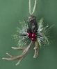 Item # 483791 - Antler Ornament