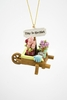 "Item # 483816 - 3"" Play In Dirt Christmas Ornament"