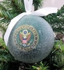 "Item # 483872 - 3"" Army Christmas Ornament"