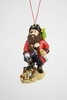 "Item # 483960 - 4"" Pirate Christmas Ornament"