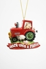 "Item # 483969 - 2.75"" Once Upon A Farm Christmas Ornament"