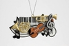 "Item # 483975 - 2.25"" Music Collage Ornament"