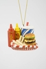 "Item # 483976 - 2"" Fast Food Christmas Ornament"