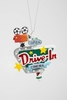 "Item # 483977 - 4"" Drive-In Christmas Ornament"