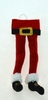 "Item # 484001 - 6"" Santa Legs Ornament"